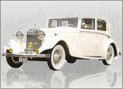 1935 Rolls Royce | Classic Limos
